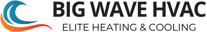 Big Wave HVAC Logo